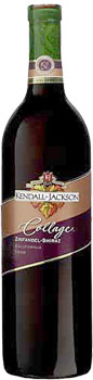 Kendall Jackson Collage Zinfandel Shiraz