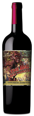 The Big Red Monster