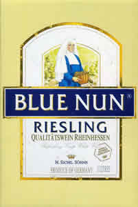 Blue Nun Riesling