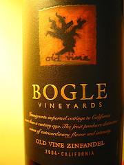 Bogle Old Vines Zinfandel