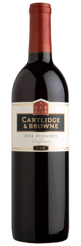 Cartlidge & Browne Zinfandel