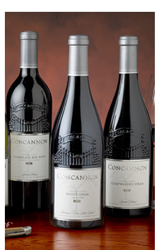 Concannon Limited Release Wines