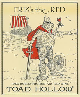 Toad Hollow Eriks the Red