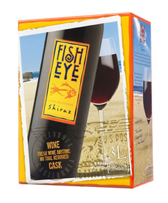 Fish Eye Shiraz Box