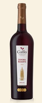Gallo Sonoma Reserve Cabernet Sauvignon