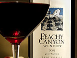 Peachy Canyon Incredible Red