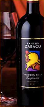 Ranch Zabaco Dancing Bull Zinfandel