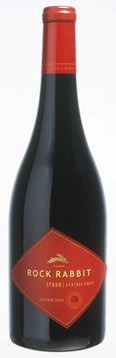 Rock Rabbit Shiraz