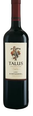 Talus Collection Lodi Zinfandel
