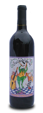 Toad Hollow Cacophony Zinfandel