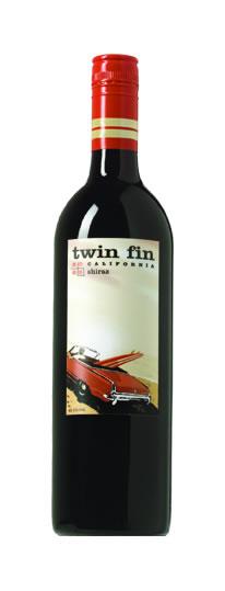 Twin Fin Shiraz 2002