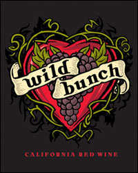 Wild Bunch California Red Wine