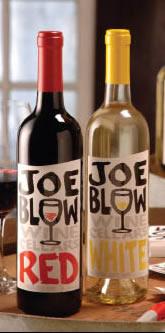 Joe Blow Red