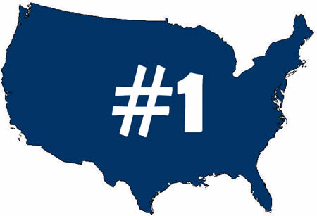 US #1 wine consumer