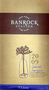 Banrock Station Cabernet Sauvignon