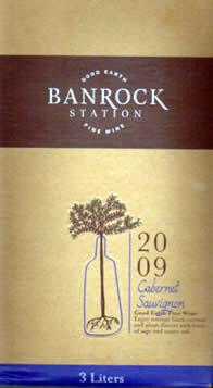 Banrock Station Cabernet Sauvignon